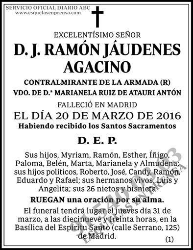 Ramón Jáudenes Agacino